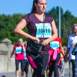 SEB Tallinna Maraton - Annika Teino (10416)