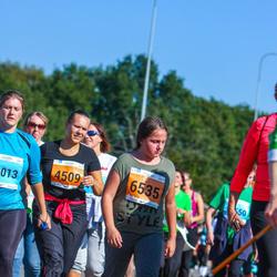 SEB Tallinna Maraton - Anna-Liisa Veskioja-Kurm (4509), Anna Hallingu (6535)