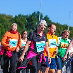SEB Tallinna Maraton - Maret Vaikla (10724), Aleksei Semiglasov (10829)