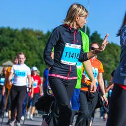 SEB Tallinna Maraton - Annely Ojastu (11418)