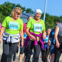 SEB Tallinna Maraton - Aet Tänav (10878), Eha Koplik (12215)