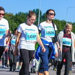 SEB Tallinna Maraton - Annika Luik (12636), Anna Kangur (14247)