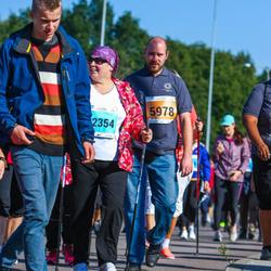 SEB Tallinna Maraton - Aleksei Kemptner (5978), Olga Elram (12354)