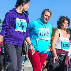 SEB Tallinna Maraton - Anna Popova (13337), Oksana Baitsura (13762)
