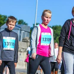 SEB Tallinna Maraton - Ljubov Jaruškina (13109), Aleksei Jaruškin (13110)