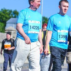 SEB Tallinna Maraton - Aleksei Gavrilov (13967), Igor Gavrilov (14226)