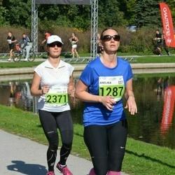 SEB Tallinna Maraton - Angelika Asper (1287), Julia Danilov (2371)