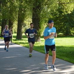 SEB Tallinna Maraton - Benno Ridala (203), Romet Väljataga (2177)