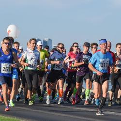 SEB Tallinna Maraton - Peeter Hendrikson (214), Andre Abner (251), Tõnu Hendrikson (267), Eik Eller (311)