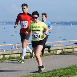 SEB Tallinna Maraton - Sten Vesiallik (779), Annika Ahtiainen (1624)