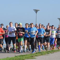SEB Tallinna Maraton - Aet Udusaar (658), Priit Hiob (842), Ahti Ervin (1673), Teedu Pedaru (2214)