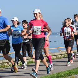 SEB Tallinna Maraton - Anna Kravchenko (945), Piia Kivisik (1744), Arto Elomaa (1917)