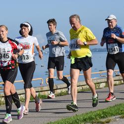 SEB Tallinna Maraton - Matti Jääskelainen (912), Erja Laitakari (913), Anna Kravchenko (945), Kimmo Olari (1163), Viktor Pähklamäe (1541)
