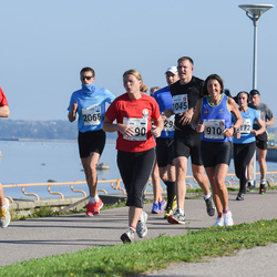 SEB Tallinna Maraton - Pia Christiansen (910), Christian Ryvold (1045), Ago Saluveer (2066)