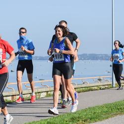 SEB Tallinna Maraton - Pia Christiansen (910), Viia Kaldam (1190), Ago Saluveer (2066)
