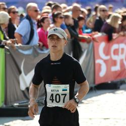 SEB Tallinna Maraton - Artur Raudna (407)