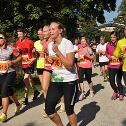 SEB Tallinna Maraton - Kristina Ernits (1913), Ago Vesmes (4893)