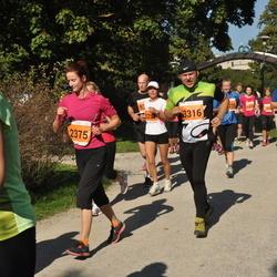 SEB Tallinna Maraton - Andra Valk (2375), Ando Laine (3316)