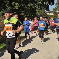 SEB Tallinna Maraton - Ando Laine (3316), Kairi Killing (6239)