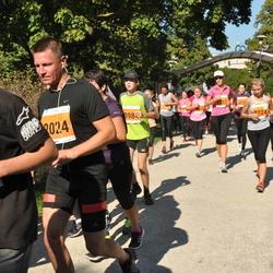 SEB Tallinna Maraton - Marjot Randrüüt (1737), Sven Prints (2024), Annely Aljas (2653), Marika Raudsik (3224), Markus Aas (3984)