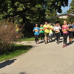 SEB Tallinna Maraton - Küllike Puusepp (2085), Berit Mändmets (2911), Triin Voolaid (5791)
