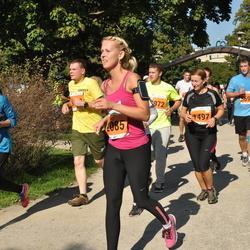 SEB Tallinna Maraton - Anu Mill (1497), Küllike Puusepp (2085), Berit Mändmets (2911), Marko Enok (3972), Martin Krimm (5289), Tuljo Kirpu (5691)