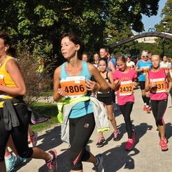 SEB Tallinna Maraton - Carmen Marii Aesma (2431), Liz Margaret Kõõra (2432), Birgit Parmas (4806)