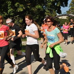 SEB Tallinna Maraton - Tuuli Laidsalu (3067), Annely Põder (13043)