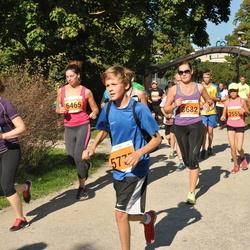 SEB Tallinna Maraton - Andi Piliste (2623), Helen Vahar (3682), Eltna Sedleniece (6465)