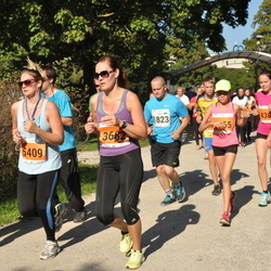 SEB Tallinna Maraton - Kaido Pantalon (1823), Andi Piliste (2623), Helen Vahar (3682), Elise Kütt (5409)