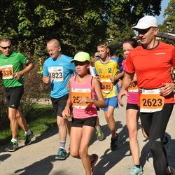 SEB Tallinna Maraton - Kaido Pantalon (1823), Andi Piliste (2623)