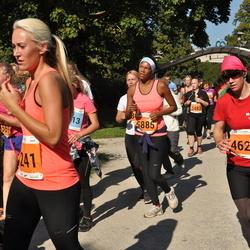 SEB Tallinna Maraton - Ülle Kull (4626), Agne Lund (5483), Lopes Vanessa Martins (5885)