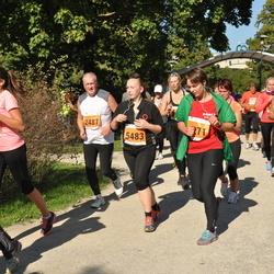 SEB Tallinna Maraton - Magnus Ilmjärv (2487), Agne Lund (5483)