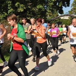 SEB Tallinna Maraton - Urve Kaseväli (2352), Margit Fuentes (3795), Niels Christian Eyde Madsen (5323), Agne Lund (5483)