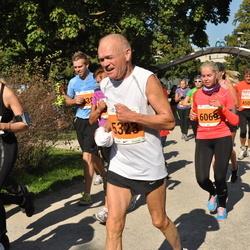 SEB Tallinna Maraton - Eno Saar (4505), Ülle Eelmaa (5215), Niels Christian Eyde Madsen (5323), Anna Svintitskaja (6069)
