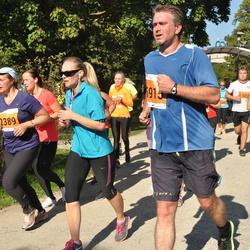 SEB Tallinna Maraton - Mihkel Anni (2389), Armin Mähhar (5915)
