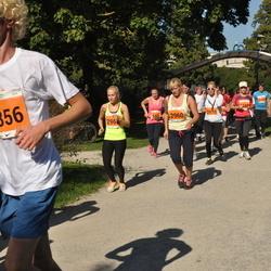 SEB Tallinna Maraton - Anastassia Samsonova (2960), Eduard Tänav (6356)