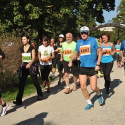 SEB Tallinna Maraton - Anastasiia Plokhotniuk (2601), Ardo Niinre (4487), Kimmo Saikkonen (4883), Teijo Myllylä (6575)