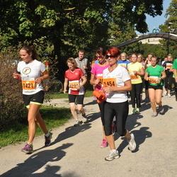 SEB Tallinna Maraton - Siim Siimann (269), Anete Roosiaas (1421), Agne Roosileht (1454)