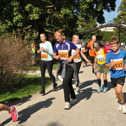 SEB Tallinna Maraton - Lichu Sloan (1431), Pille Kuusepalu (2457), Janne Kaun (3939), Adrian Mõttus (4937)