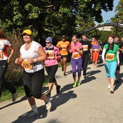 SEB Tallinna Maraton - Eneli Kustassoo (494), Eliko Kahar-Kütt (601), Carmen Kolomainen (1097), Kätlin Kukk (5425), Annika Raudkett (6028)