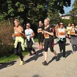 SEB Tallinna Maraton - Anna Navai (1282), Elena Ivanova (1283), Janek Viies (4137), Agnes Pihelpuu (4463)