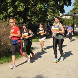 SEB Tallinna Maraton - Lüüli Suuk (3342), Annelise Seil (6054), Ilona Kunst (6089)