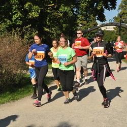 SEB Tallinna Maraton - Karl Essi (2242), Tiia Kala (3377), Katrine Mandriks (5887), Annika Rull (13049)