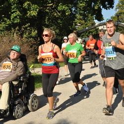 SEB Tallinna Maraton - Kristy Valgma-Antsmäe (65), Jüri Lehtmets (5636), Sten-Erik Nurm (11532)