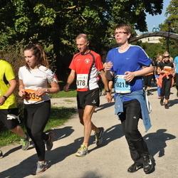 SEB Tallinna Maraton - Giorgio Barossi (878), Juha Saranen (1315), Anna-Liisa Tõnismäe (5035), Andrey Golovin (10218)