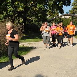 SEB Tallinna Maraton - Silvi Linholm (623), Annika Nässi (5350), Erki Nässi (5351), Madli Palk (13037)