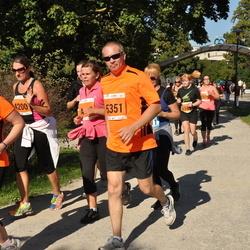 SEB Tallinna Maraton - Annika Nässi (5350), Erki Nässi (5351)