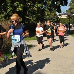 SEB Tallinna Maraton - Margit Erm (2578), Andra Lehtmets (6584), Alexandra Lehtmets (6585), Mariliis Peettamm (12011)