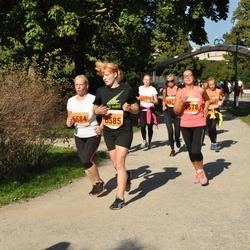 SEB Tallinna Maraton - Margit Erm (2578), Andra Lehtmets (6584), Alexandra Lehtmets (6585)